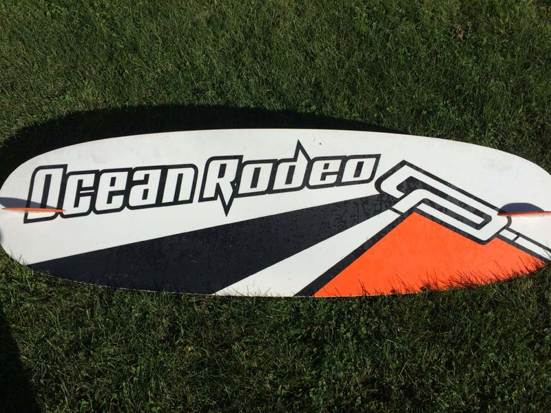 Ocean Rodeo Mako Bottom