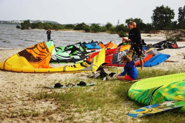 Kitesurftrip vietnam kitesurf spots