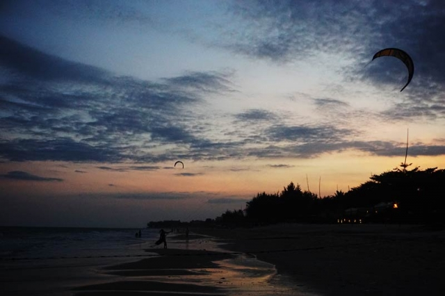 Mui Ne kitesurfspots Vietnam